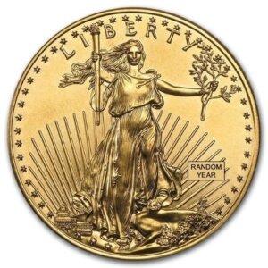 10 oz Gold American Eagle Coin