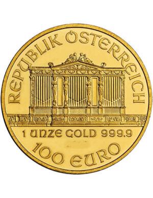 1 oz Austrian Philharmonic Gold Coin