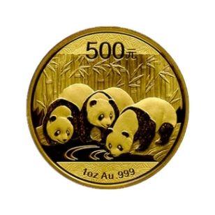 1 oz Chinese Panda Gold Coin