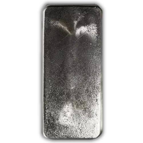 PAMP Suisse 1 Kilo Silver Bar Cast