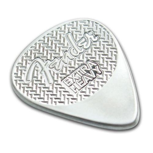 5 Gram PAMP Suisse Fender Sterling Silver Guitar Pick