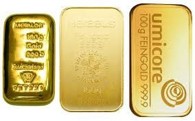 100 GRAM GOLD BAR Miscellaneous