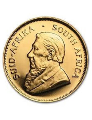 1/10 Oz Gold Coin - South African Krugerrand