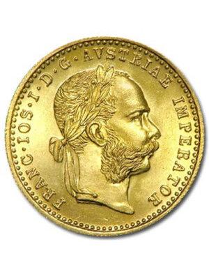1 Ducat Gold Coin - Austrian
