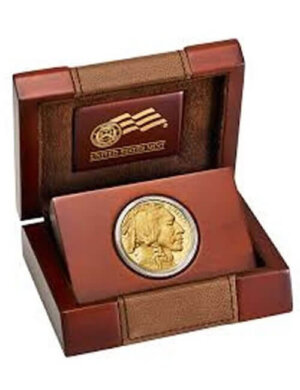 1 Oz Gold Coin - American Buffalo 2011