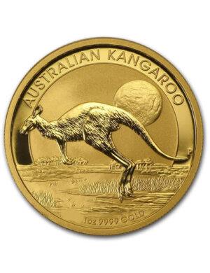 1 Oz Gold Coin - Australian Kangaroo