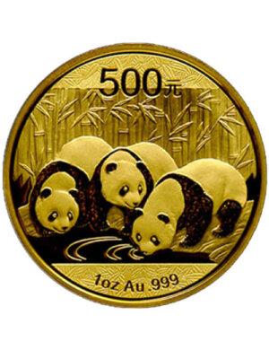 1 Oz Gold Coin - Chinese Panda