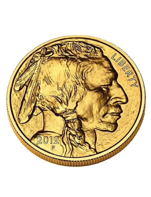 1 Oz Gold Coin - American Buffalo 2011