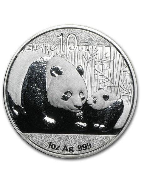 1 Oz Silver Coin - Chinese Panda
