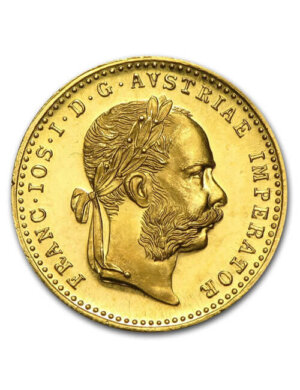 4 Ducats Gold Coin - Austrian