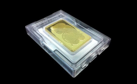 5 Oz PAMP Suisse Gold Bar - Lady Fortuna ( In Assay )