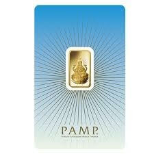 5 Gram Gold Bar - PAMP Suisse Lakshmi (In Assay)