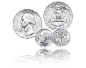 90% Silver - $10 Face Value