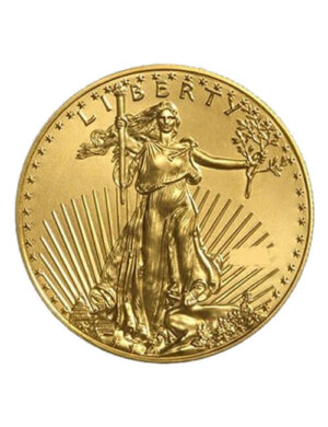 1 Oz Gold Coin - American Eagle