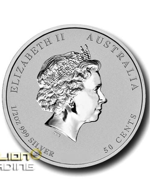 1/2 Oz Silver Coin - Australian Horse