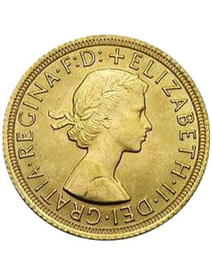 British Sovereign Gold Coin