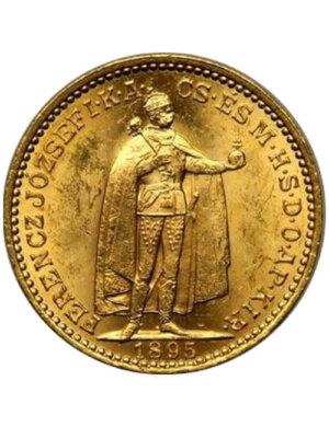 Hungary Gold 20 Korona