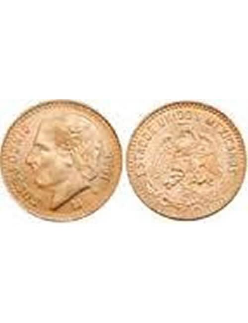 Mexican 5.00 Pesos Gold Coin