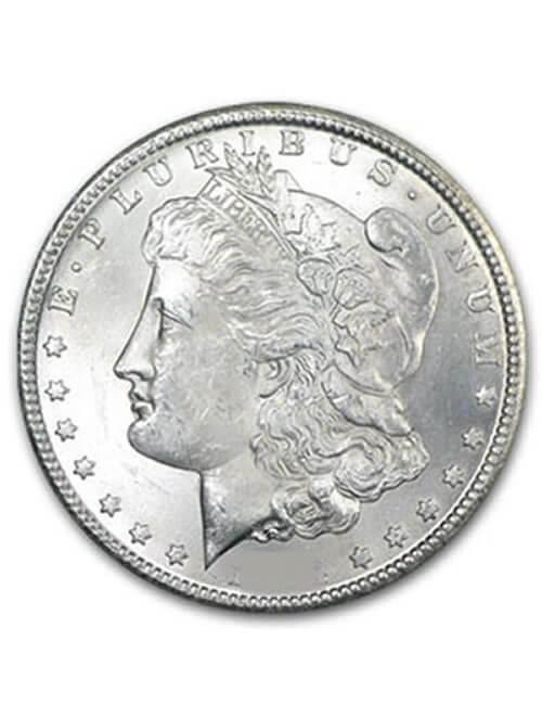 Morgan Dollar Silver Coin - $1 Face Value