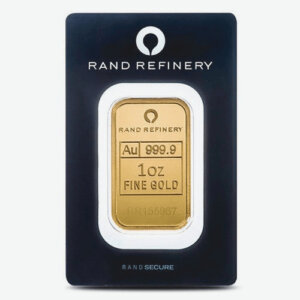 1 oz Rand Refinery Gold Bar