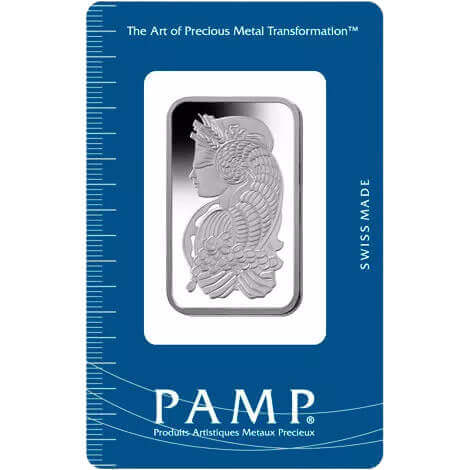 1 oz pamp suisse platinum bar